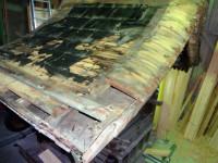 本殿銅板葺き替え工事