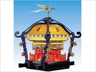 アルミ製神輿 普及型