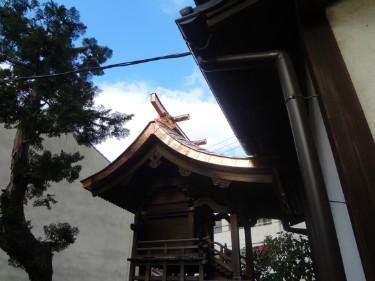 日和山神社様