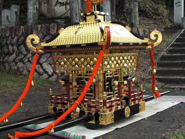 日吉神社様